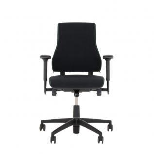 Siege ergonomique noir Axia 2.2 confort petite taille