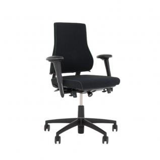 Axia 2.2 chaise de bureau forme du dos
