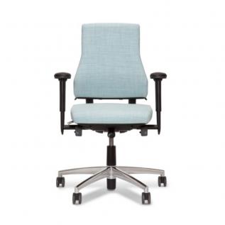 Chaise de bureau ergonomique Axia 2.2 avec assise dynamique
