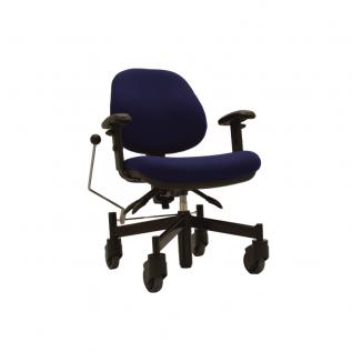 Modo Secure Champ II, fauteuil roulant sécurisé base X