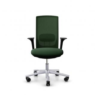 Fauteuil de bureau résille ergonomique soutien lombaire espace de travail ouvert