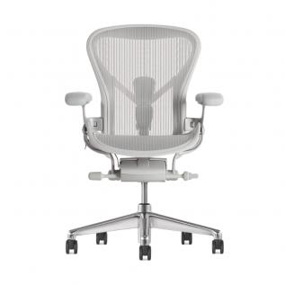 Fauteuil ventilé ergonomique blanc Aeron