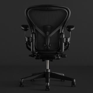 Siege ergonomique pour jouer au jeux videos et travailler Aeron