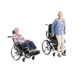 Chaise roulante aide au relevage Le Roulé So We Care