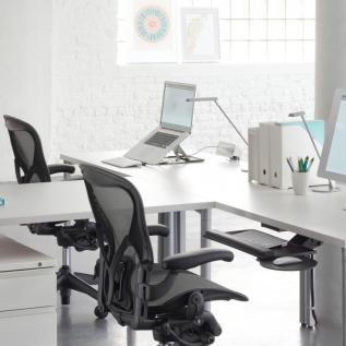 Aménagement ergonomique siège de bureau Aeron