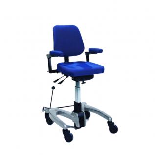 Chaise roulante de travail LeTriple