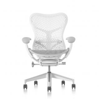 Mirra fauteuil de bureau ergonomique Blanc