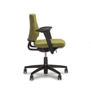 Petit siège de bureau ergonomique Axia Small olive