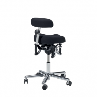 Tabouret assise active Boogie