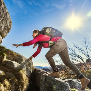 Sac à dos Hiking 33 ergonomique