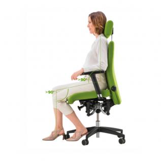 Chaise de bureau Bioswing 360iQ dynamique bonne posture