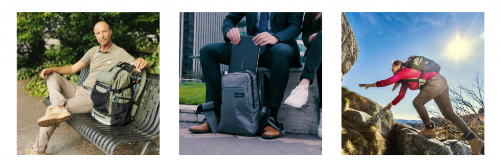 Sac à dos ergonomique, de voyage , de business, ou de randonnée