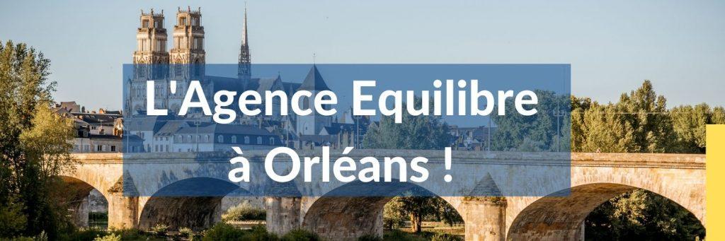 Bannière Boutique Equilibre à Orléans