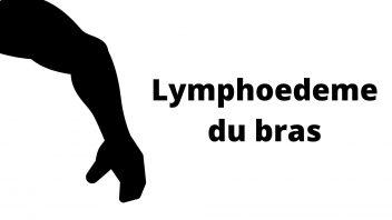 Lymphoedeme du bras au travail